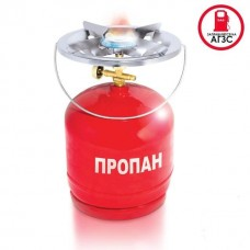Комплект газовий кемпінговий 8 л. INTERTOOL GS-0008